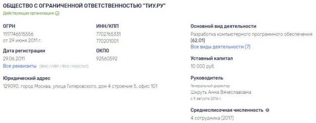 """Юридическая информация интернет-магазина """"Спорт шоп ру"""""""