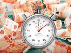Время возврата денег за заказ