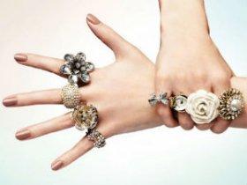 Кольца с Алиэкспресс